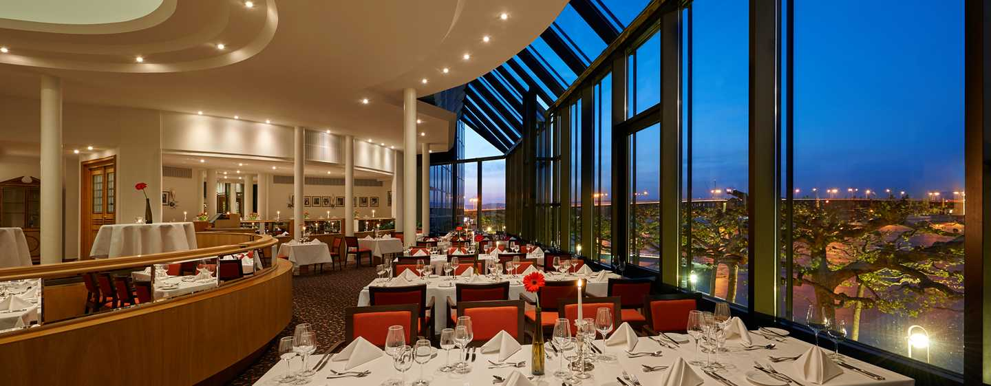 Hilton Mainz Hotel, Deutschland – Eventlocation Brasserie