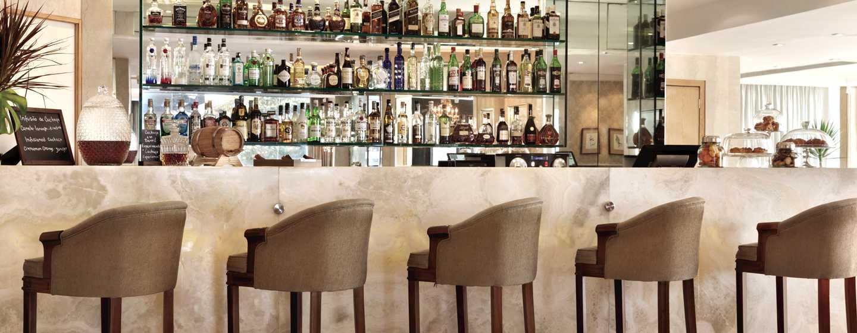 Hilton Rio de Janeiro Copacabana Hotel, Brasilien– Lobby-Bar