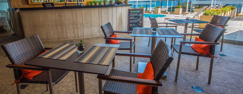 Hilton Rio de Janeiro Copacabana Hotel, Brasilien– Restaurant TheView