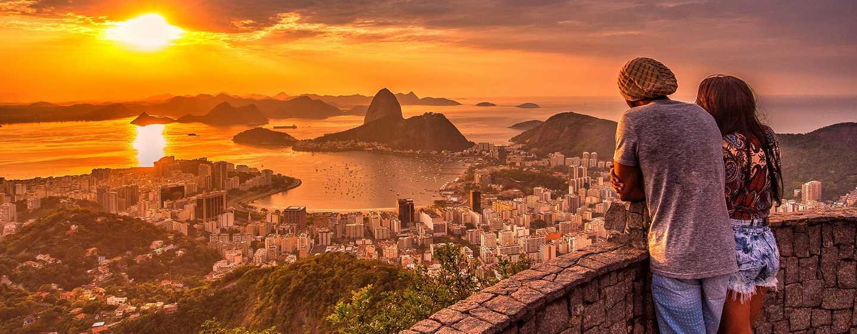 Hilton Rio de Janeiro Copacabana Hotel, Brasilien– Rio de Janeiro