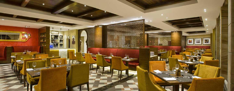 Hilton Al Hamra Beach& Golf Resort Hotel, Ras Al Khaimah, VAE– Al Shamal– Durchgehend geöffnetes Restaurant