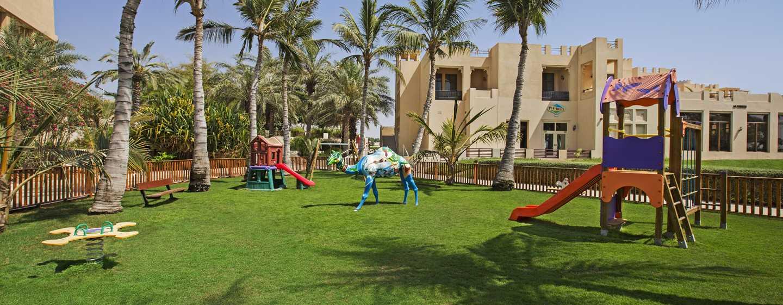 Hilton Al Hamra Beach& Golf Resort Hotel, Ras Al Khaimah, VAE– Einrichtungen für Kinder