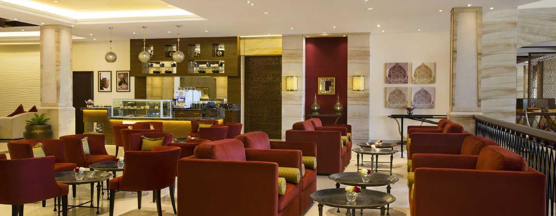 Hilton Al Hamra Beach& Golf Resort Hotel, Ras Al Khaimah, VAE– Al Shamal– Lobby Lounge