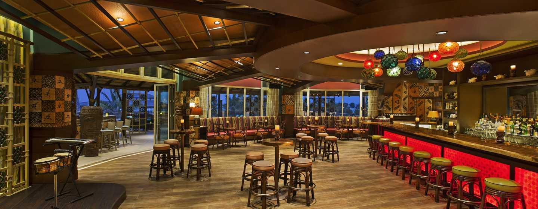 Hilton Al Hamra Beach& Golf Resort Hotel, Ras Al Khaimah, VAE– Al Shamal– Trader Vic's Mai Tai Lounge
