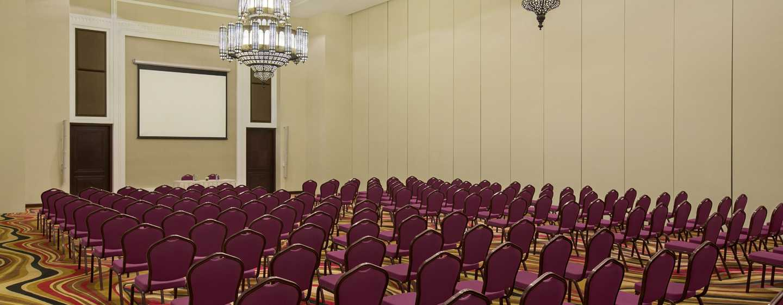 Hilton Al Hamra Beach& Golf Resort Hotel, Ras Al Khaimah, VAE– Al Shamal– Convention Center