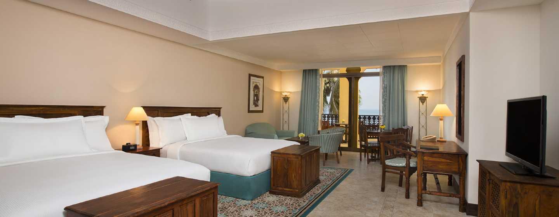 Hilton Al Hamra Beach& Golf Resort Hotel, Ras Al Khaimah, VAE– Villa Zimmer des Hotels