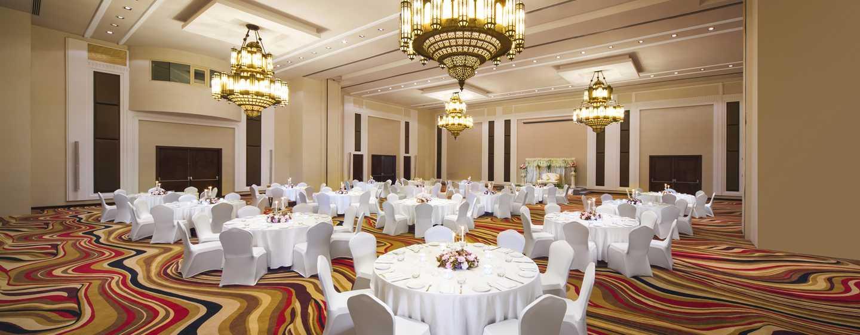 Hilton Al Hamra Beach& Golf Resort Hotel, Ras Al Khaimah, VAE– Al Shamal– Hochzeit