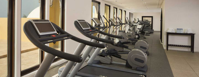 Hilton Ras Al Khaimah Resort& Spa Hotel, VAE– Hilton Fitness
