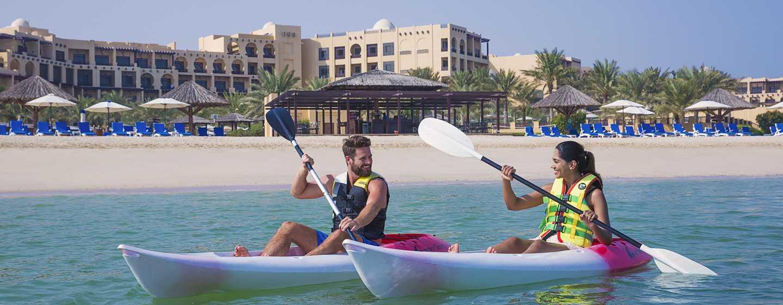 Hilton Ras AlKhaimah Resort& Spa Hotel, VAE– Umfassend ausgestattetes Wassersportzentrum
