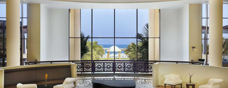 Hilton Ras AlKhaimah Resort& Spa Hotel, VAE– Lobby Lounge