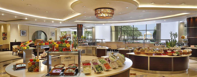 Hilton Ras AlKhaimah Resort& Hotel, VAE– Restaurant Maarid