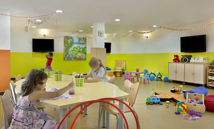 Hilton Ras Al Khaimah Resort & Spa Hotel, VAE – Kids Club