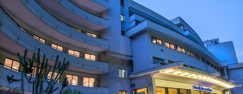Hilton Sorrento Palace, Italien– Hoteleingang