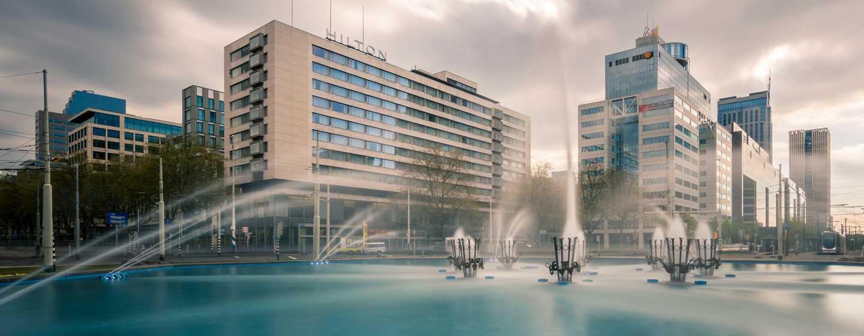 Hilton Rotterdam hotel, Netherlands - Exterior