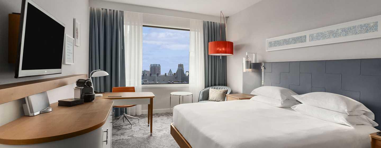 Hilton Rotterdam hotel, Netherlands - Executive room