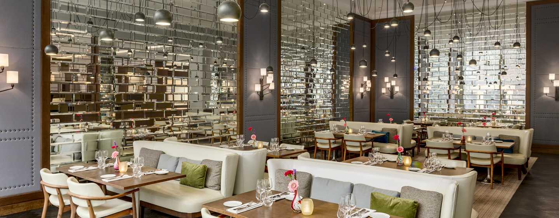 Hilton Rotterdam hotel, Netherlands - Private dining