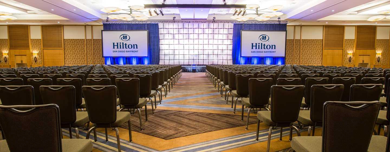 Hilton San Diego Bayfront, Kalifornien, USA– Elevation Room