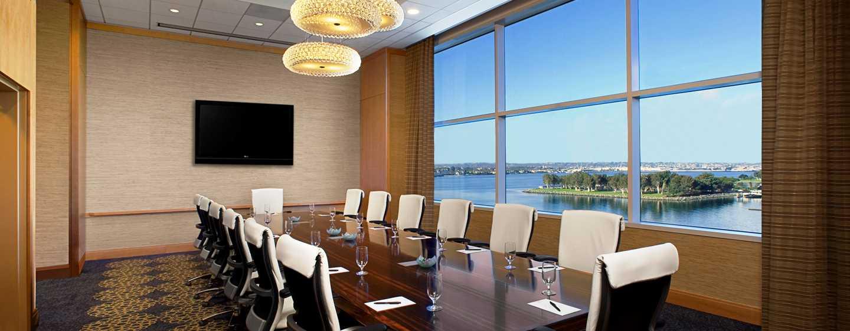 Hilton San Diego Bayfront, Kalifornien, USA– Boardroom