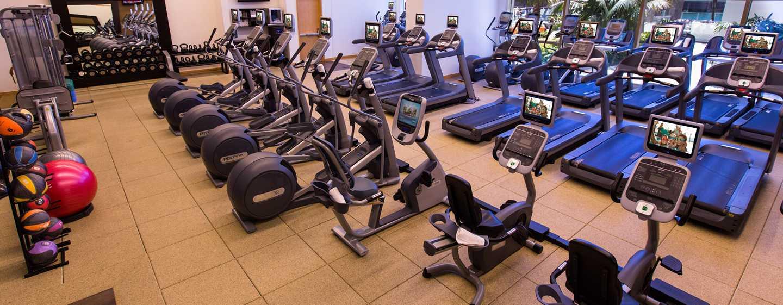 Hilton San Diego Bayfront, Kalifornien, USA– Fitnesscenter