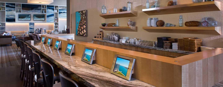 Hilton San Diego Bayfront, Kalifornien, USA– Odysea Gallery