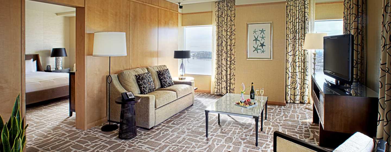 Hilton San Diego Bayfront, Kalifornien, USA– Präsidenten Suite