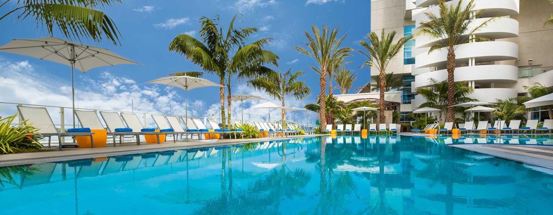 Hilton San Diego Bayfront, Kalifornien, USA– Außenpool