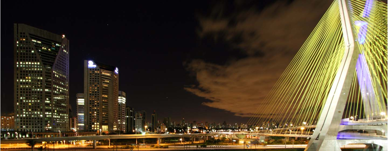 Hilton Sao Paulo Morumbi Hotel, Brasilien – Außenbereich des Hotels
