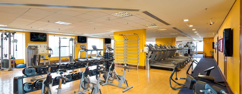 Hilton Sao Paulo Morumbi Hotel, Brasilien – LivingWell Fitness Club