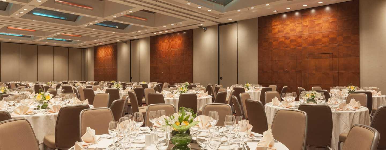 Hilton Sao Paulo Morumbi Hotel, Brasilien – Ballsaal Moema