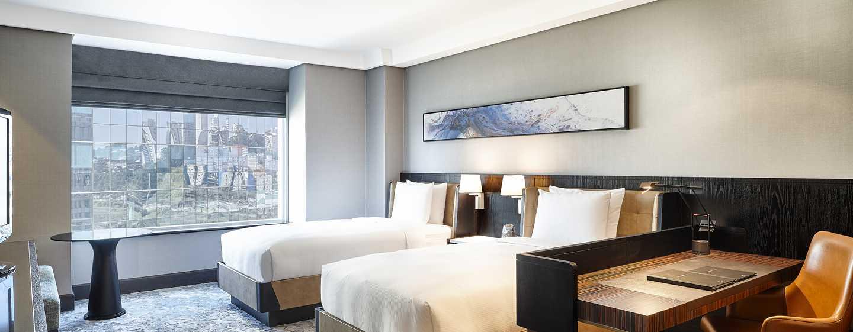 Hilton Sao Paulo Morumbi Hotel, Brasilien – Deluxe Zweibettzimmer