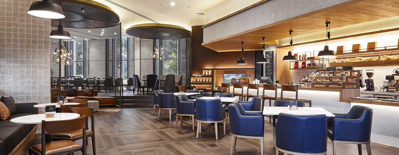"Hilton Sao Paulo Morumbi Hotel, Brasilien – ""Caffè Cino"""