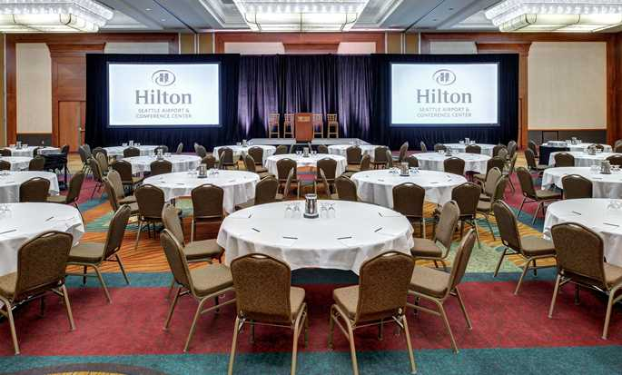 Hilton Seattle Airport Hotel & Conference Center, USA – Ballsaal