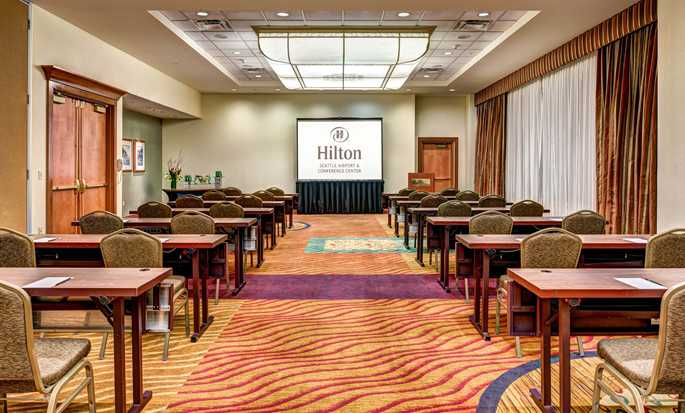 Hilton Seattle Airport Hotel & Conference Center, USA – Meetingraum