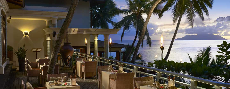 Hilton Seychelles Northolme Resort and Spa – Restaurant Les Cocotiers