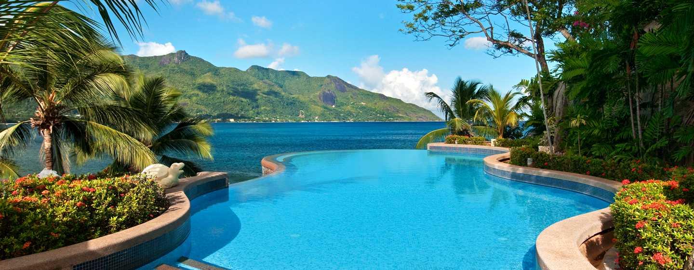 Hilton Seychelles Northolme Resort and Spa – Swimmingpool im Freien