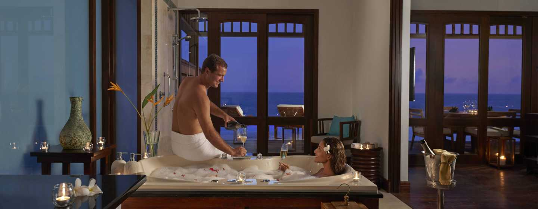Hilton Seychelles Northolme Resort and Spa – Romantisches Badeerlebnis