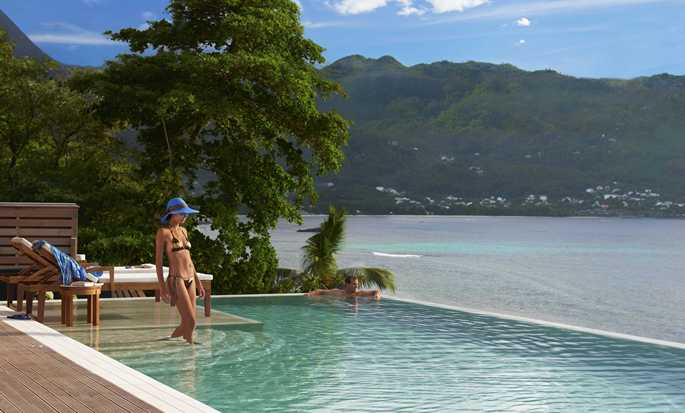 Hilton Seychelles Northolme Resort and Spa – Swimmingpool der Präsidenten Villa