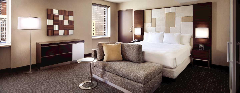Hilton San Francisco Union Square Hotel, Kalifornien, USA– Suite