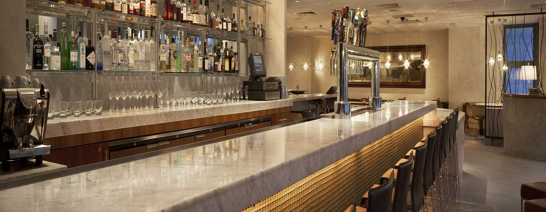 Hilton San Francisco Union Square Hotel, Kalifornien, USA– Bar