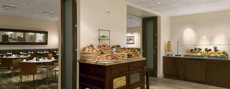 Hilton San Francisco Union Square Hotel, Kalifornien, USA– Frühstücksbereich