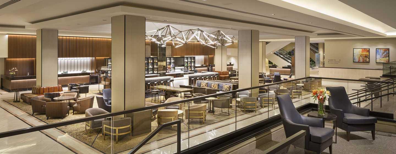 Hilton San Francisco Union Square Hotel, Kalifornien, USA– Lobby