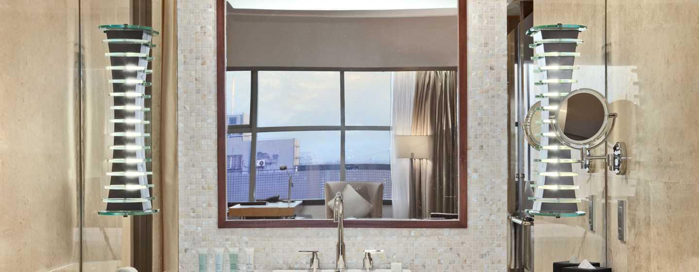 Hilton Shanghai Hongqiao Hotel – Badezimmer