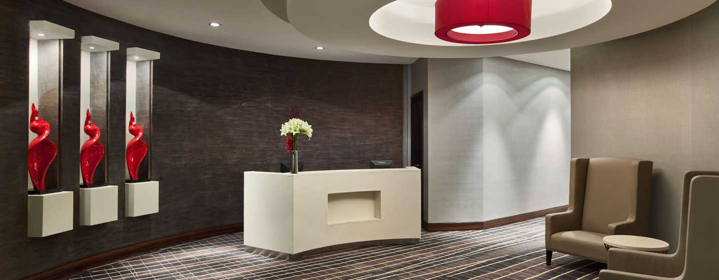 Hilton Shanghai Hongqiao Hotel – Business Center