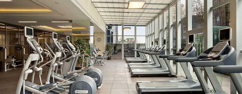 Hilton Shanghai Hongqiao Hotel – Fitnesscenter