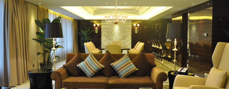 Hilton Shanghai Hongqiao Hotel – Präsidenten Suite