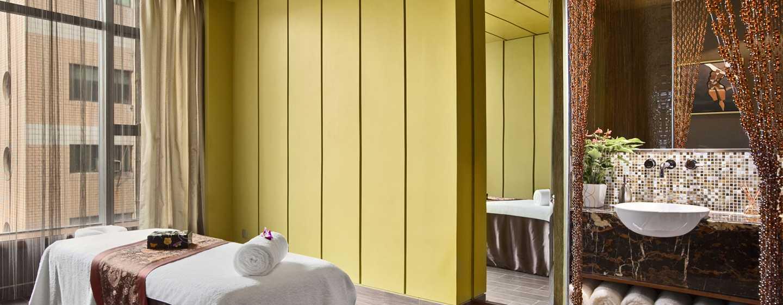 Hilton Shanghai Hongqiao Hotel – Spa-Behandlungsraum