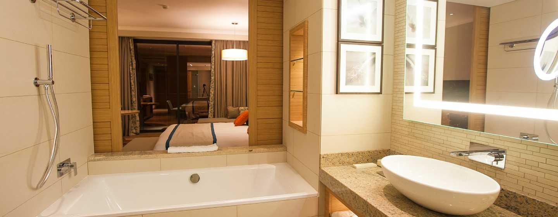 Hilton Cabo Verde Sal Resort-Hotel, Kap Verde– Badezimmer