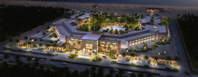 Hilton Cabo Verde Sal Resort-Hotel, Kap Verde– Außenansicht