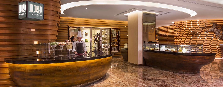 Hilton Singapore Hotel, Singapur – D9 Cakery