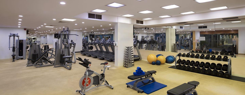 Hilton Singapore Hotel, Singapur – Fitnesscenter